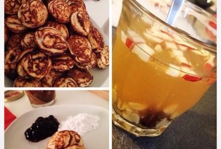 æbleskiver og æbleglögg