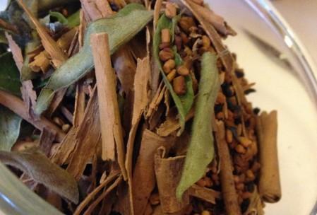 Garam Masala blanding fra Sri Lanka