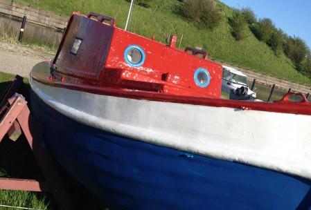Jacobdklarsens båd, Laurtiz