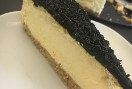 Opskrift på lakrids cheesecake